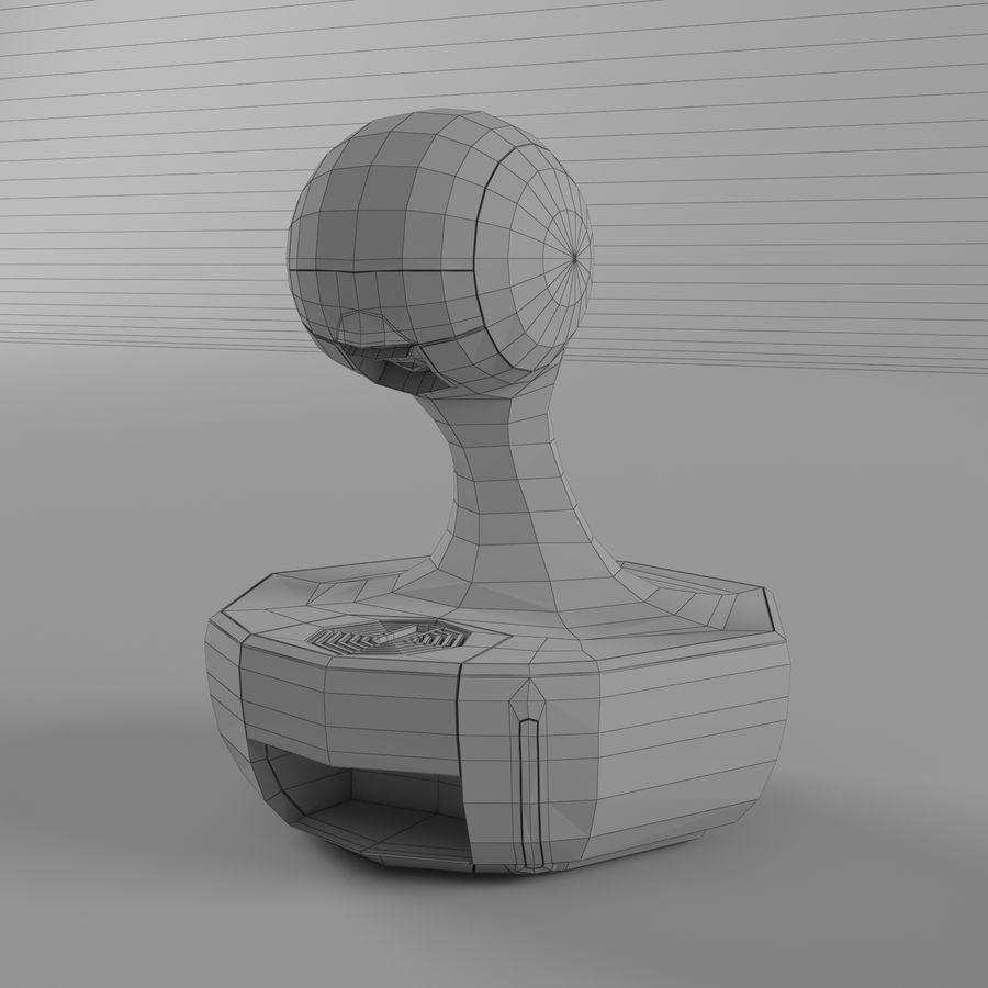 Dolce Gusto Bırakma royalty-free 3d model - Preview no. 5