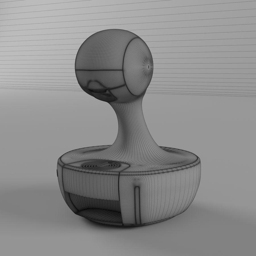 Dolce Gusto Bırakma royalty-free 3d model - Preview no. 4