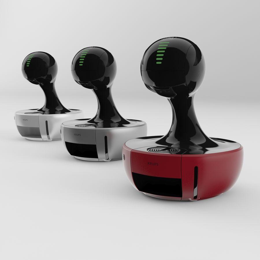 Dolce Gusto Bırakma royalty-free 3d model - Preview no. 1