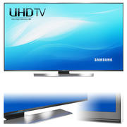 TV Samsung UE75HU7500L 3d model