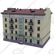 House_Stucco03 3d model