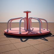 Twister Park 3d model