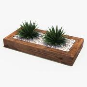 Decore Planta 3 3d model