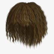 Betty Hair 3d model