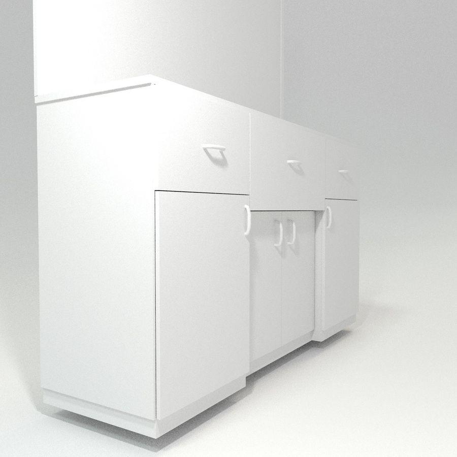 내각 royalty-free 3d model - Preview no. 3