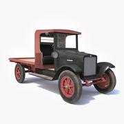 国际卡车1920 3d model