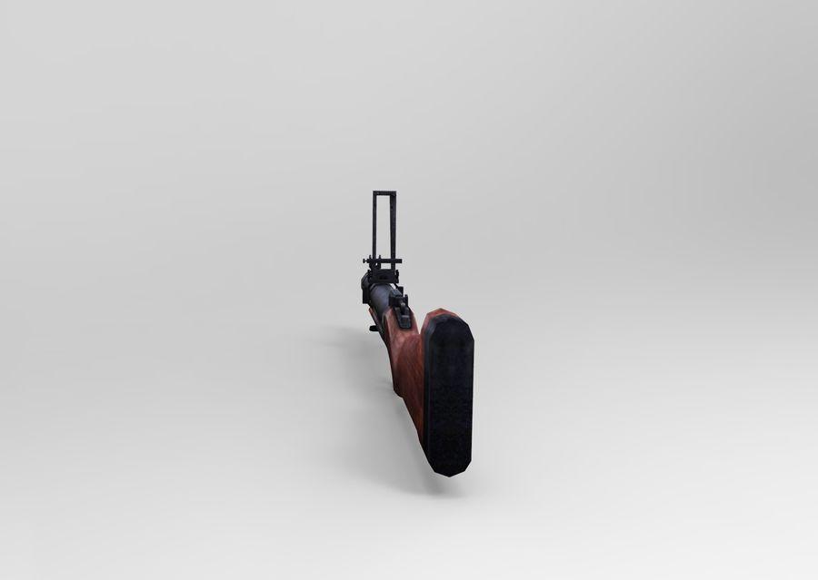 gun royalty-free 3d model - Preview no. 4