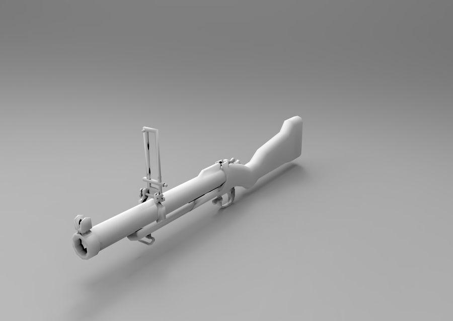 gun royalty-free 3d model - Preview no. 15