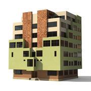 環境のための家1 3d model