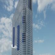 Wieża-001 3d model