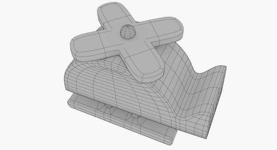 Avião de brinquedo royalty-free 3d model - Preview no. 21