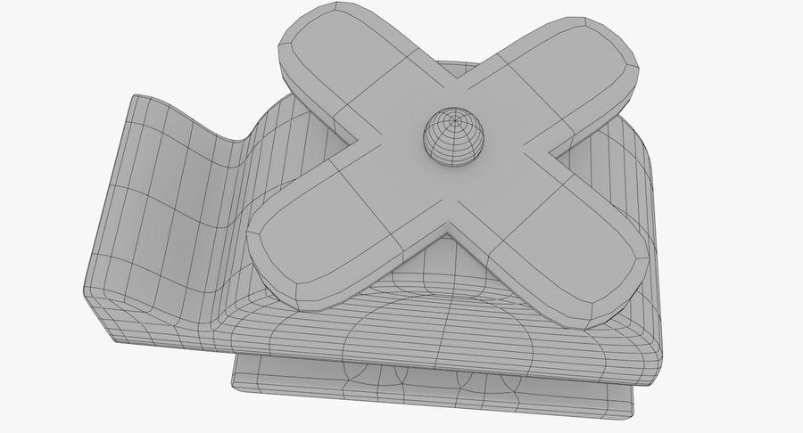 Avião de brinquedo royalty-free 3d model - Preview no. 24