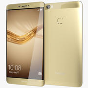 Huawei Honor 8 Note Gold 3d model