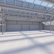 Warehouse 09 3d model