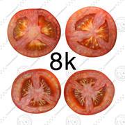 トマトスライスリアル 3d model