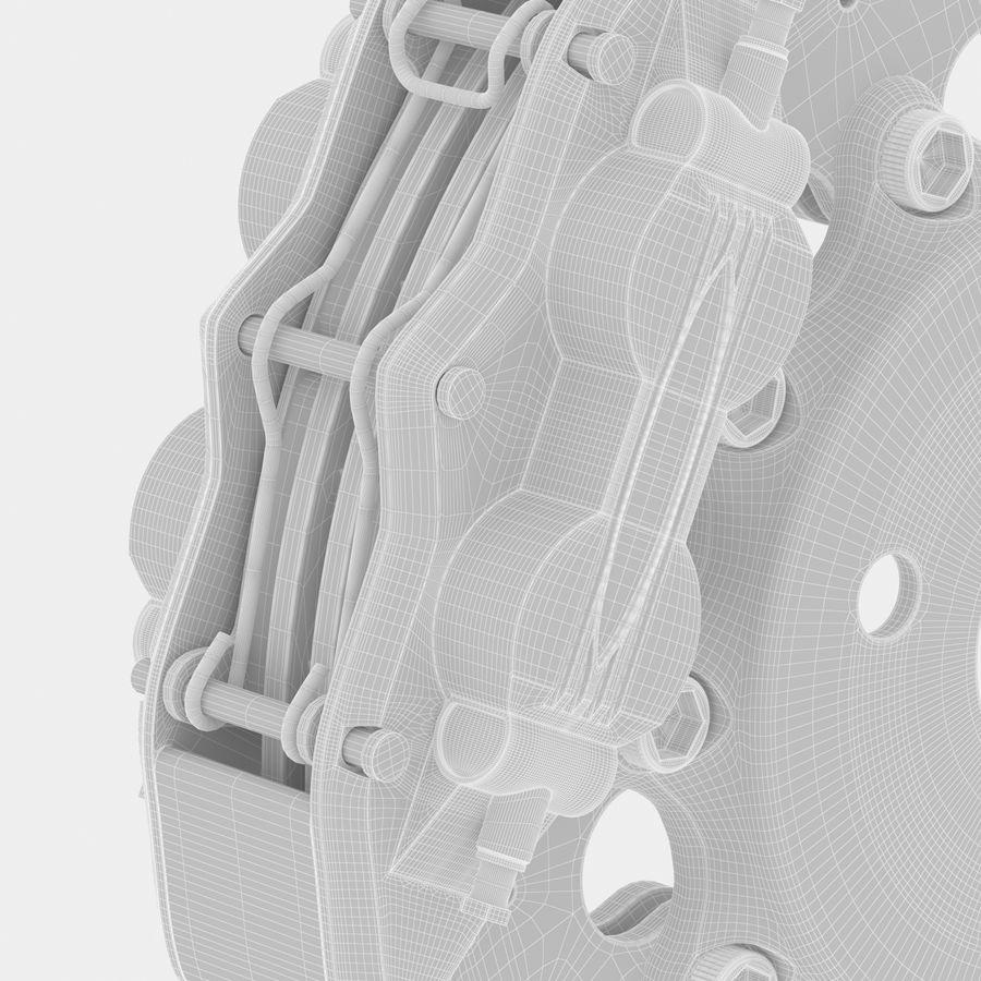 ブレーキ royalty-free 3d model - Preview no. 9
