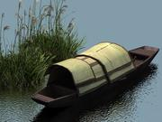 Boat 02 3d model