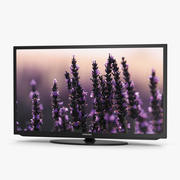 Samsung LED H5203 Series Smart TV 46 inch 3D Model 3d model