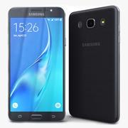 Samsung Galaxy J7 2016 Black 3d model