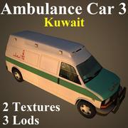 AMB3 KUW 3d model