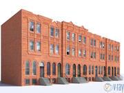 City_Building 3d model