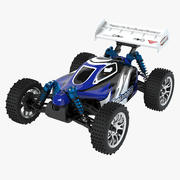 Hsp Rc Off Road Buggy 3d model