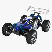 Hsp Rc越野越野车 3d model