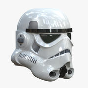 Stormtrooper Helmet 3d model