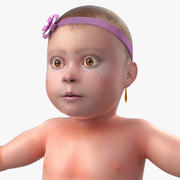 Dziecko 3d model