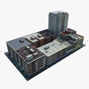 シティブロックニューヨーク 3d model