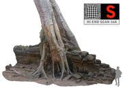 Drzewo dżungli 16K Ultra HD 3d model