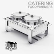 gıda ısıtıcıları 3d model