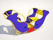 Salıncak salıncakları 3d model