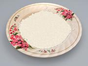Maträtt ris 3d model