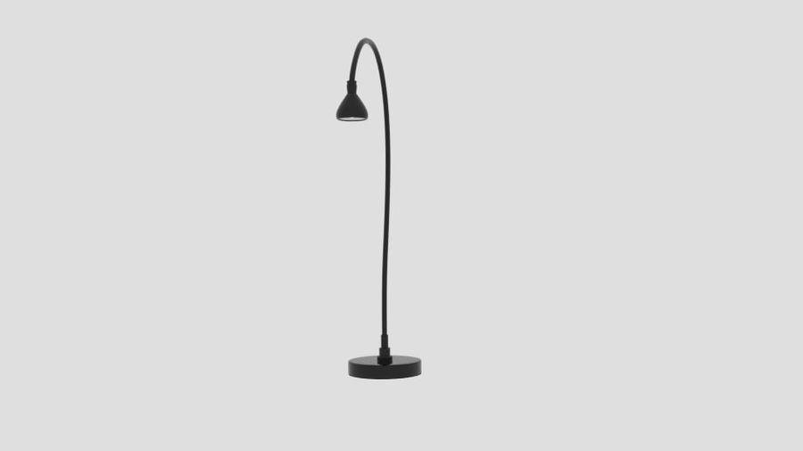 Ikea Jansjo Led Work Lamp 3d Model 8, Jansjo Desk Work Led Lamp