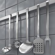 Zestaw akcesoriów kuchennych 2 3d model