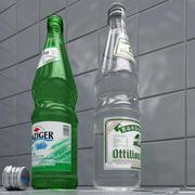 水瓶 3d model