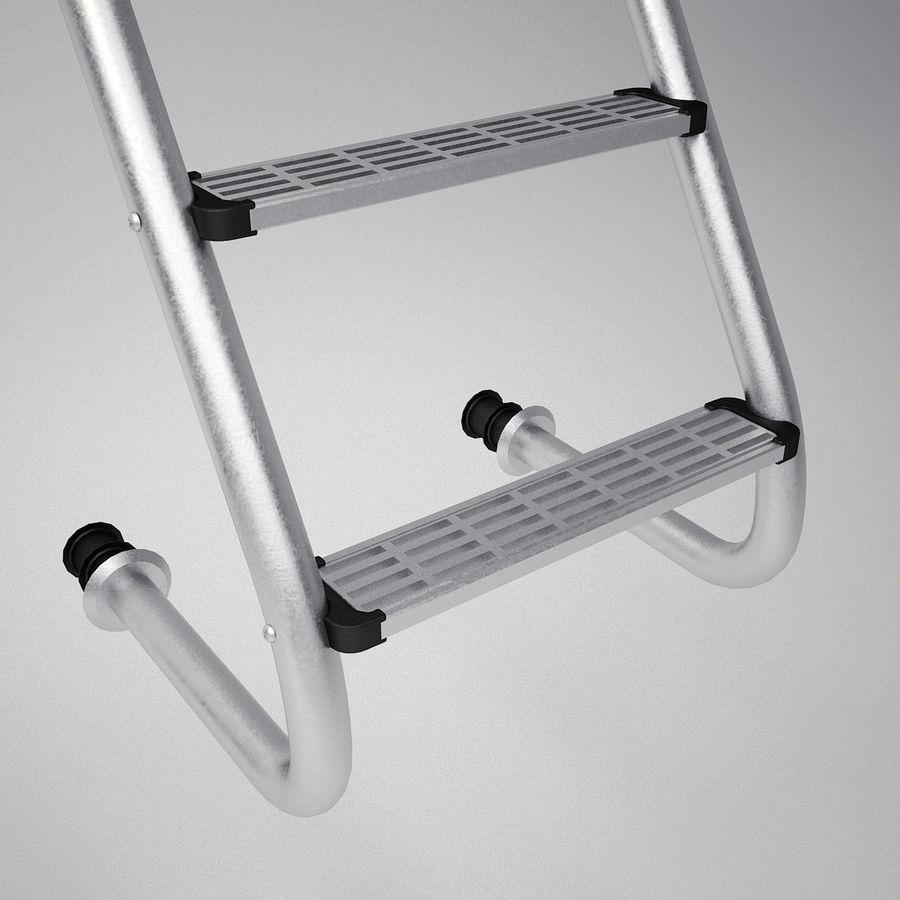 Escaleras de piscina royalty-free modelo 3d - Preview no. 5