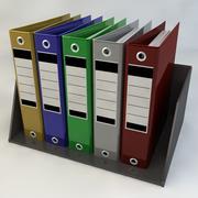 Office Folder 3d model