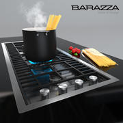 hob by Barazza - Spaghetti 3d model