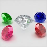 Diament 3d model