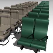 CATIA乘客座椅01 3d model