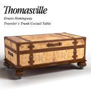 托马斯维尔鸡尾酒桌 3d model