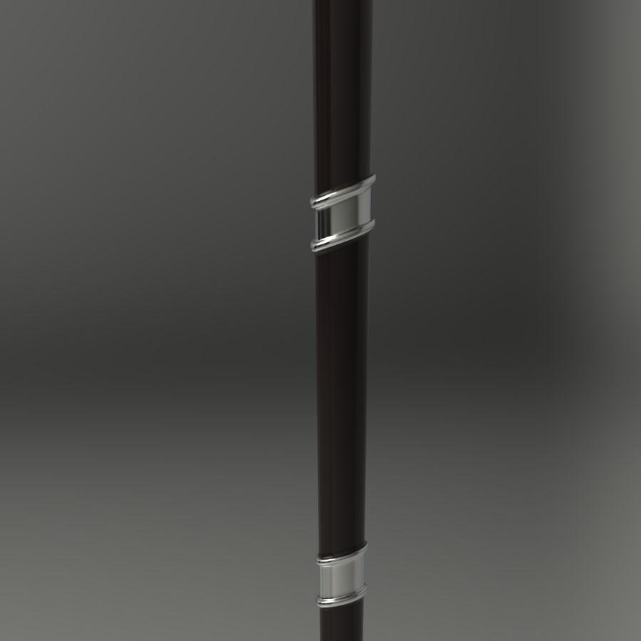 Baston köpek kafası royalty-free 3d model - Preview no. 5