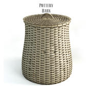 Pottery barn, Grain Basket. 3d model