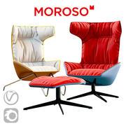轻柔地走动椅子系列(vray + corona) 3d model