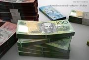 Australiano-Dollari 3d model