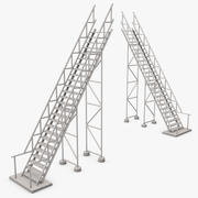 Лестница 3d model
