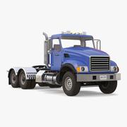 通用卡车2 3d model