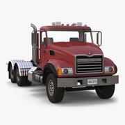 트럭 맥 3d model